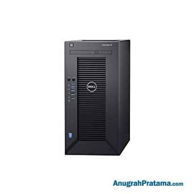 DELL PowerEdge T30 (Xeon E3-1225v5, 8GB, 1TB, DVDRW, 18 5 Inch, No OS)  Tower Server