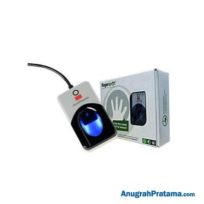 FINGERSPOT FLEXCODE ISAFE 4500 (FLEXCODE SDK + U ARE U 4500 MODULE WITH  BLACK UV COATING CASING) Fingerprint - Anugrahpratama com